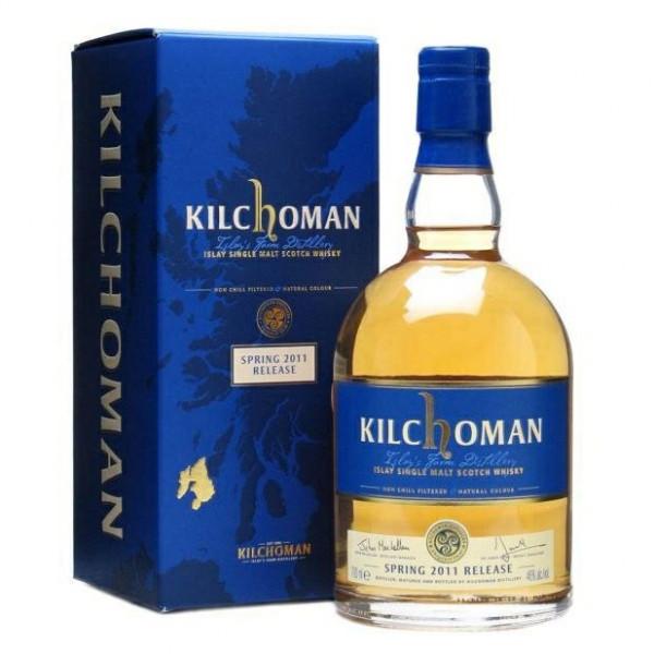 Kilchoman - Spring Release 2011, 6 Y