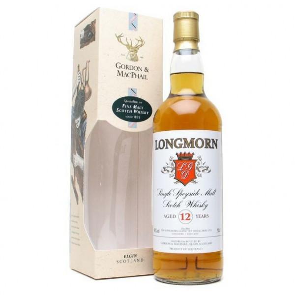 G&M - Longmorn, 12 Y