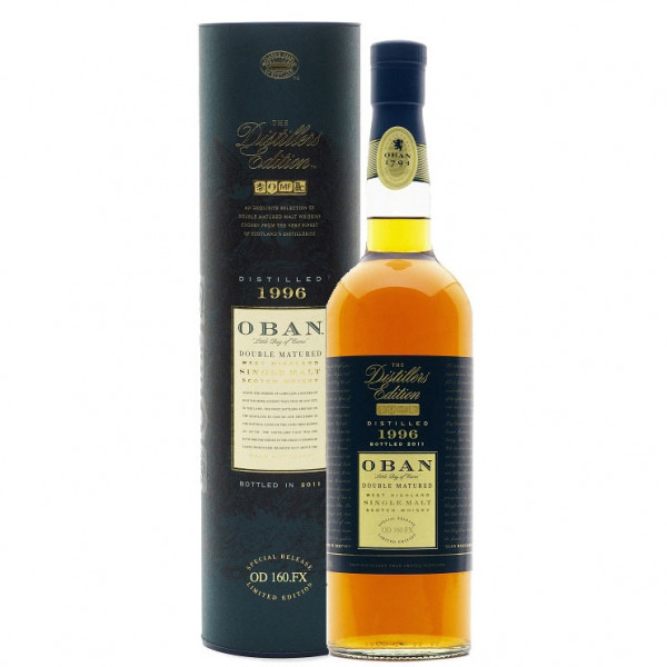 Oban - Distillers Edition, 1996