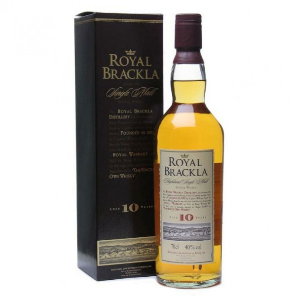 Royal Brackla, 10 Y
