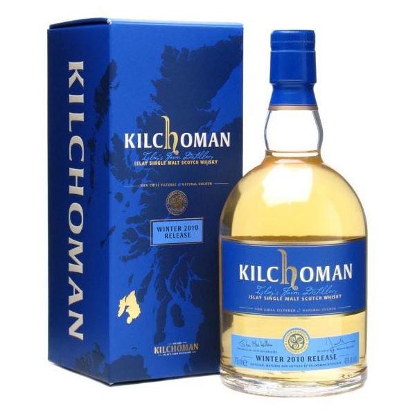 Kilchoman - Winter 2010 release