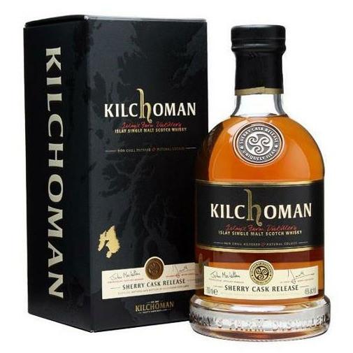 Kilchoman - Oloroso Sherry