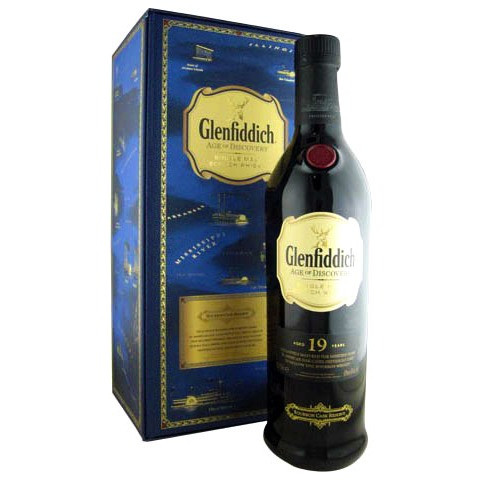Glenfiddich - Age of Discovery Bourbon Cask Reserve