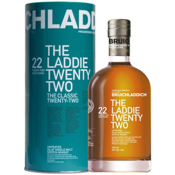 Bruichladdich - Laddie Twenty Two