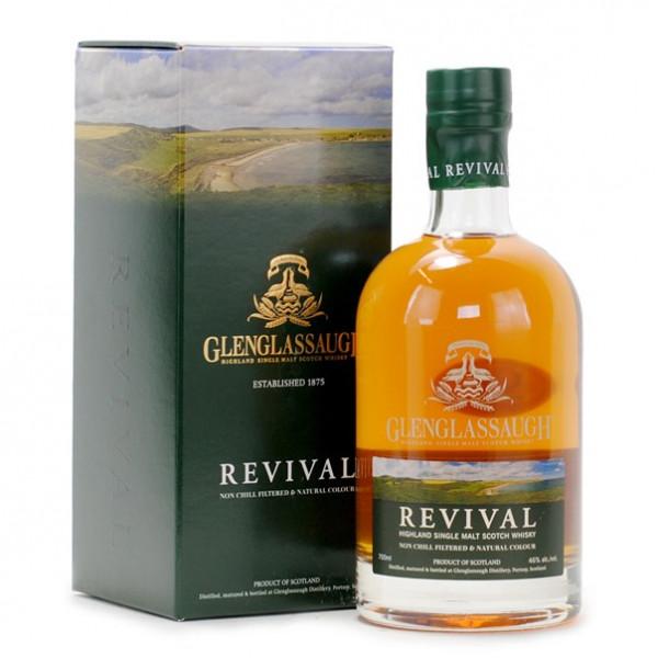 Glenglassaugh - Revival