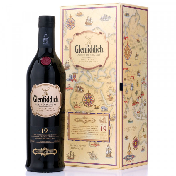 Glenfiddich - Age of Discovery Madeira Cask Finish