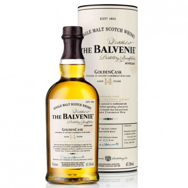 Balvenie, 14 Y - Golden Cask Rum Finish