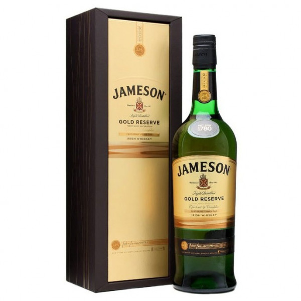 Jameson - Gold Reserve