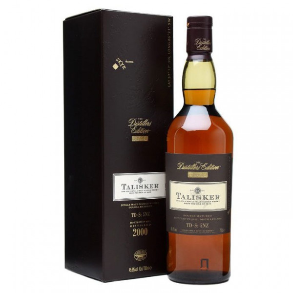 Talisker - Distillers Edition 2011