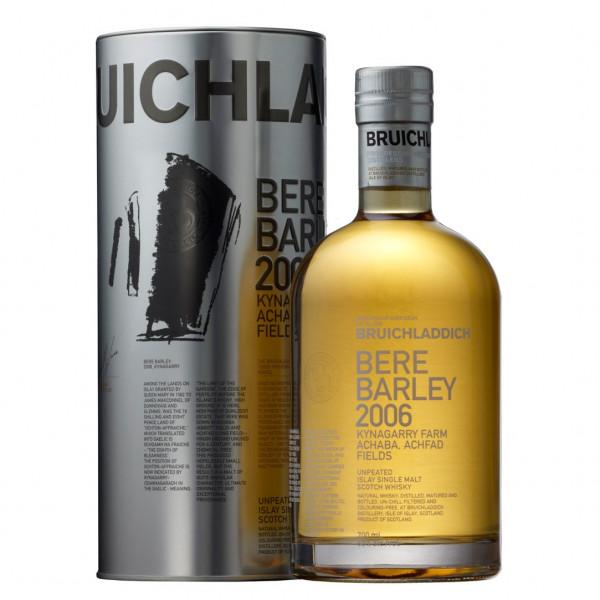 Bruichladdich - Bere Barley 2006