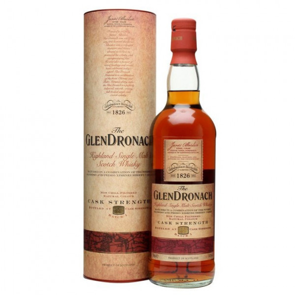 Glendronach - Cask Strength Batch #1