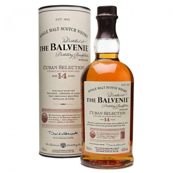 Balvenie, 14 Y - Cuban Selection