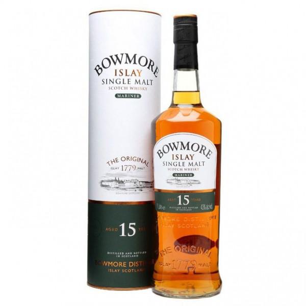 Bowmore, 15 Y - Mariner
