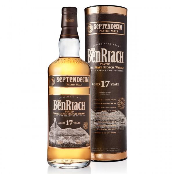 BenRiach, 17 Y - Septendecim