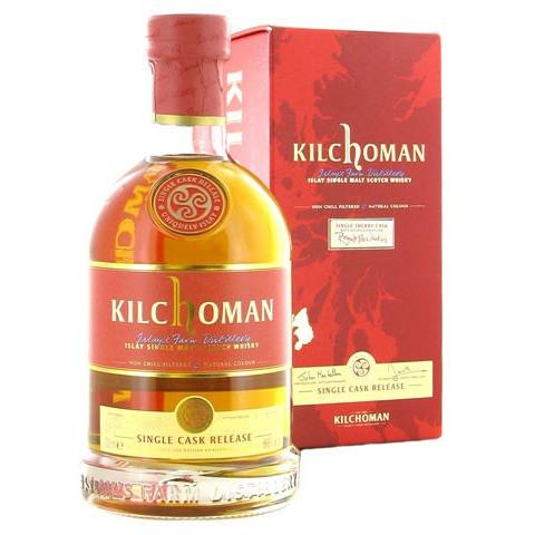 Kilchoman - Single Cask november 2012