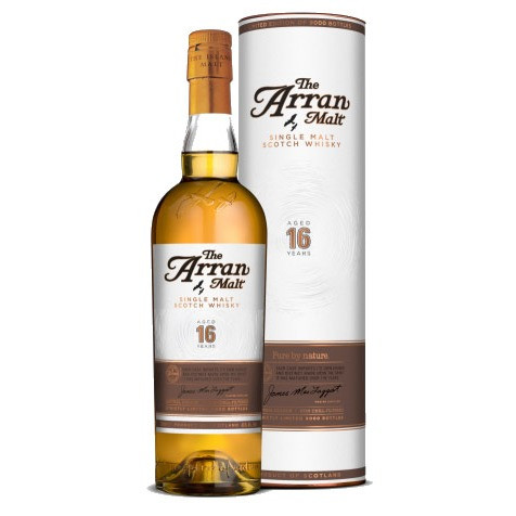 Arran, 16 Y - Limited edition