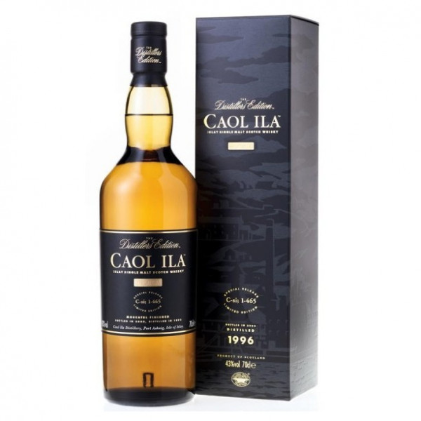 Caol Ila - Distillers Edition 1996/2009