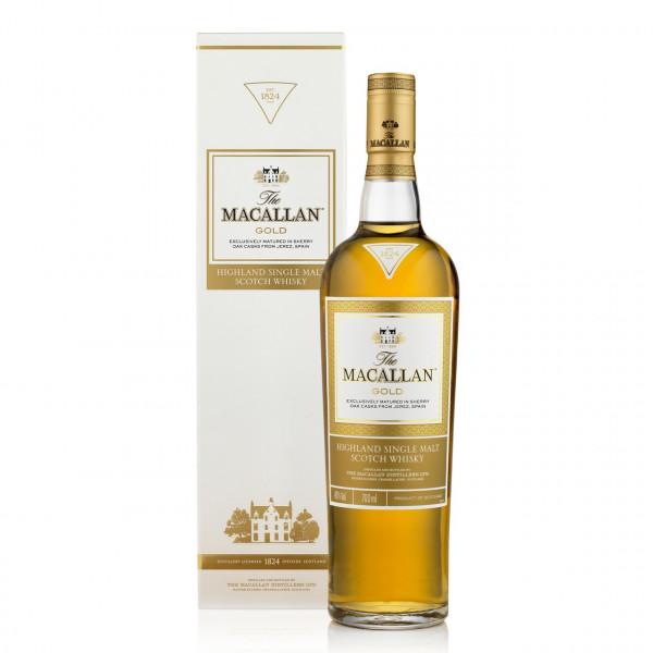 The Macallan - Gold