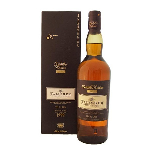 Talisker - Distillers Edition 2010