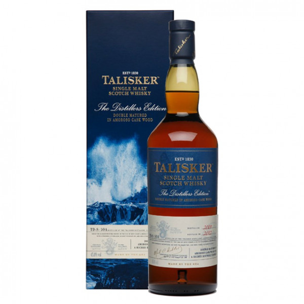 Talisker - Distillers Edition 2012
