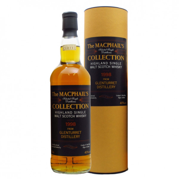 Glenturret - 1998/2011 The Macphail's Collection