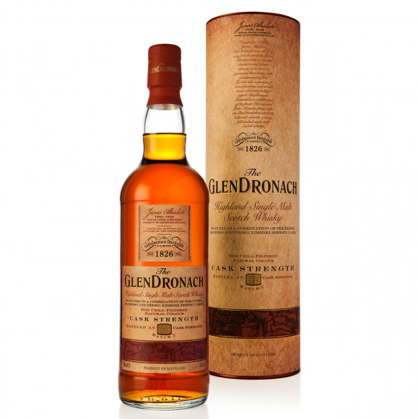 Glendronach - Cask Strength Batch #2
