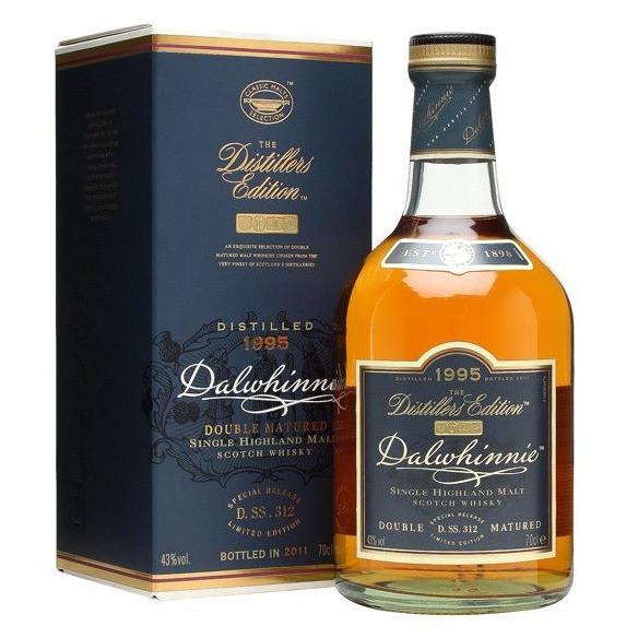 Dalwhinnie - Distillers Edition 2011