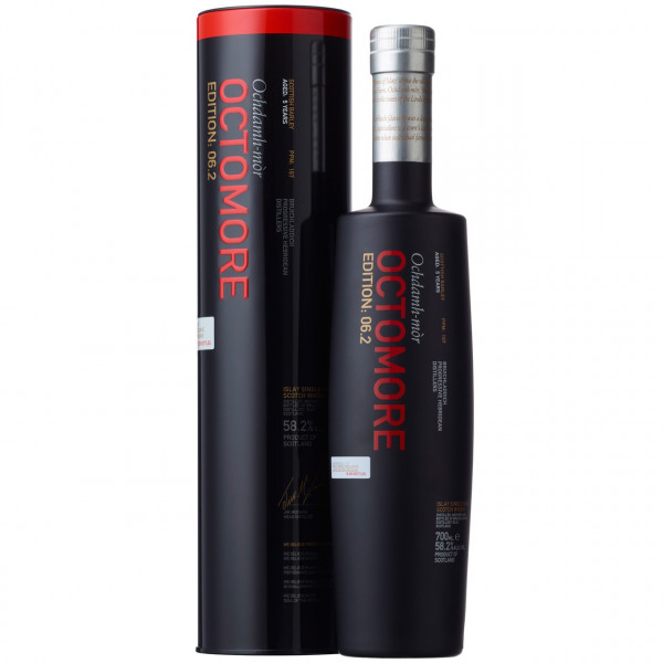 Octomore - 6.2 Limousin
