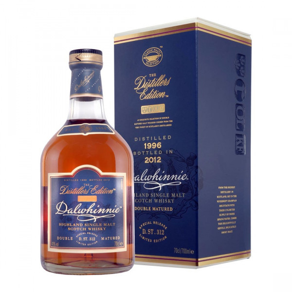 Dalwhinnie - Distillers Edition 1996