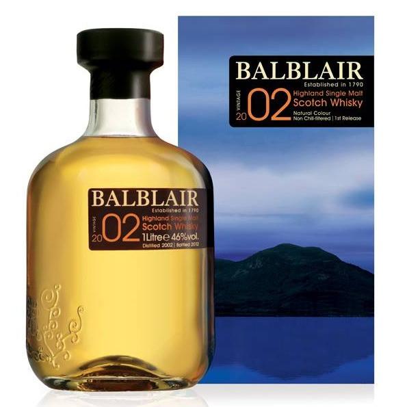 Balblair - 2002 Vintage
