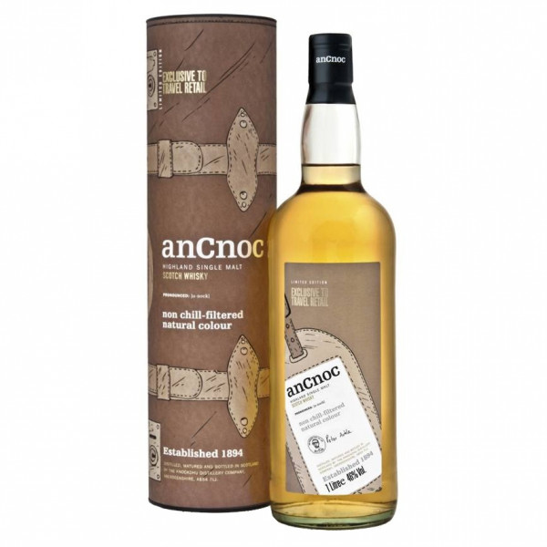 AnCnoc - Peter Arkle travel retail edition