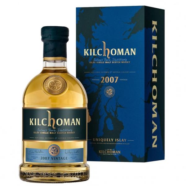 Kilchoman - 2007 vintage