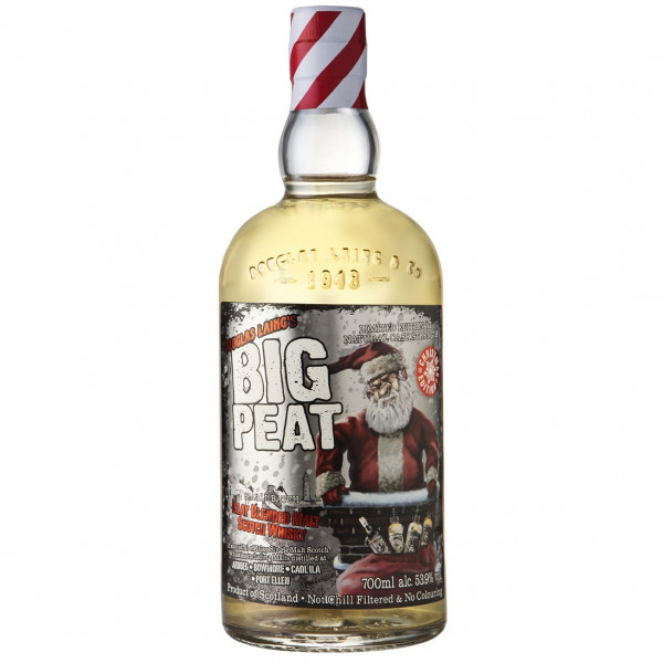 Douglas Laing - Big Peat, Christmas Edition 2018
