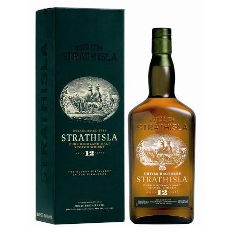 Strathisla, 12 Y - oldstyle