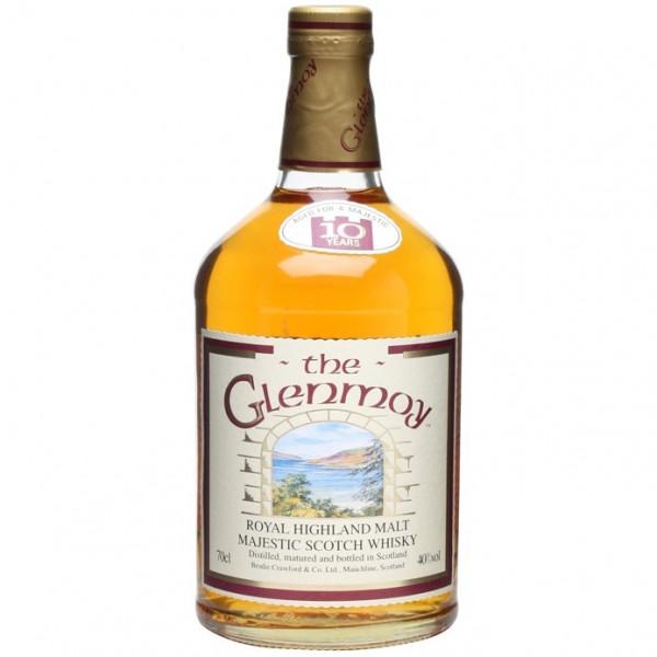 Glenmoy, 10 Y - Blended whisky