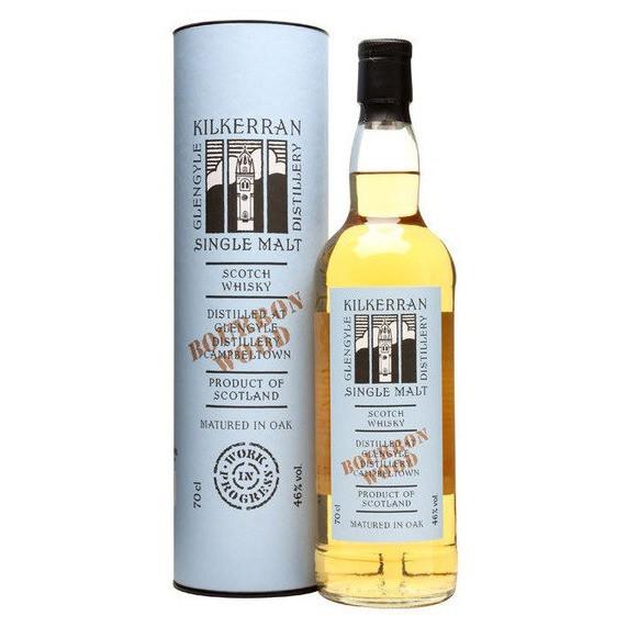 Kilkerran - WIP 5 Bourbonwood