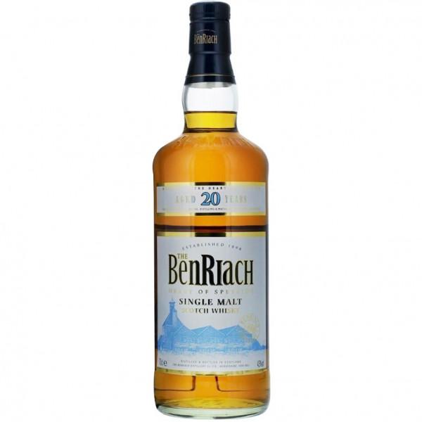 BenRiach, 20 Y
