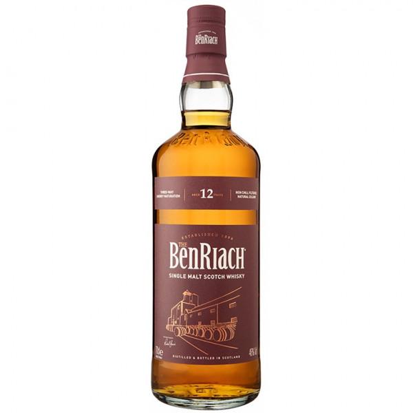 BenRiach, 12 Y - Sherry