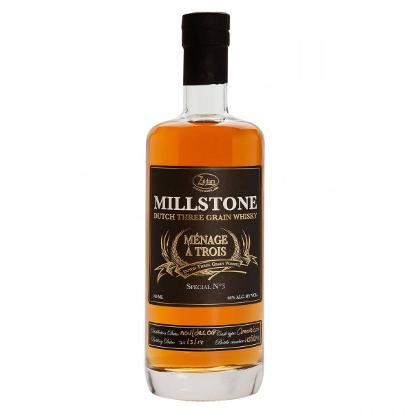 Millstone - Ménage a Trois