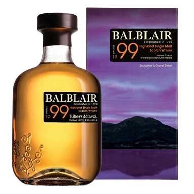 Balblair - 1999 Vintage