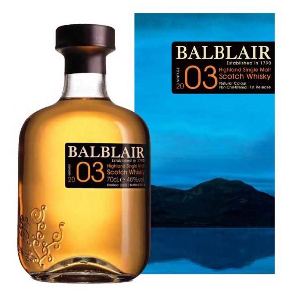 Balblair - 2003 Vintage