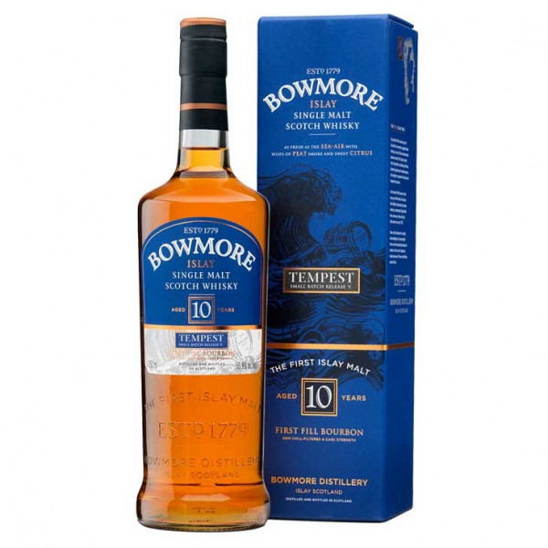 Bowmore - Tempest Batch No. 6