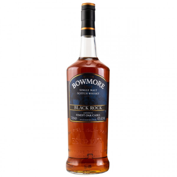 Bowmore - Black Rock