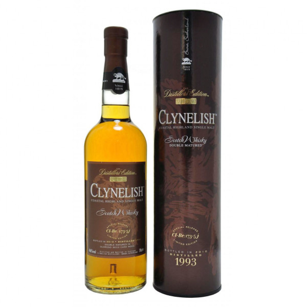 Clynelish Distillers Edition 1993