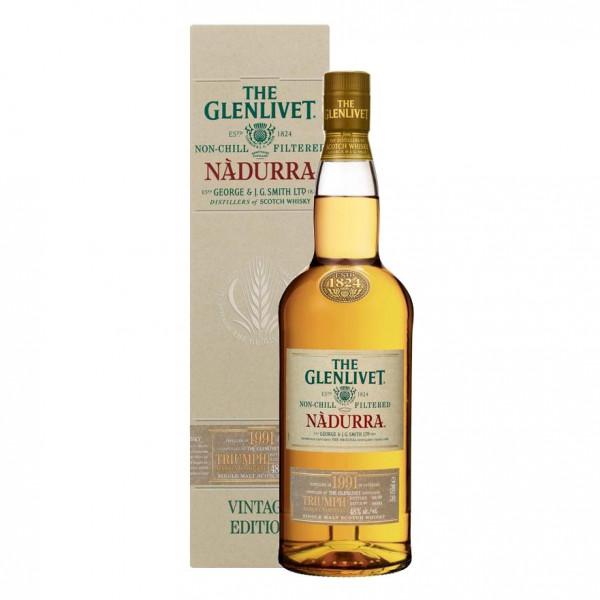 The Glenlivet - Nàdurra Triumph