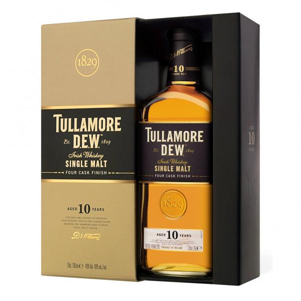 Tullamore Dew, 10 Y - Single Malt