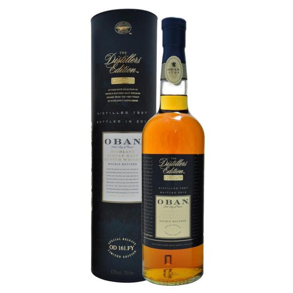 Oban - Distillers Edition 1997