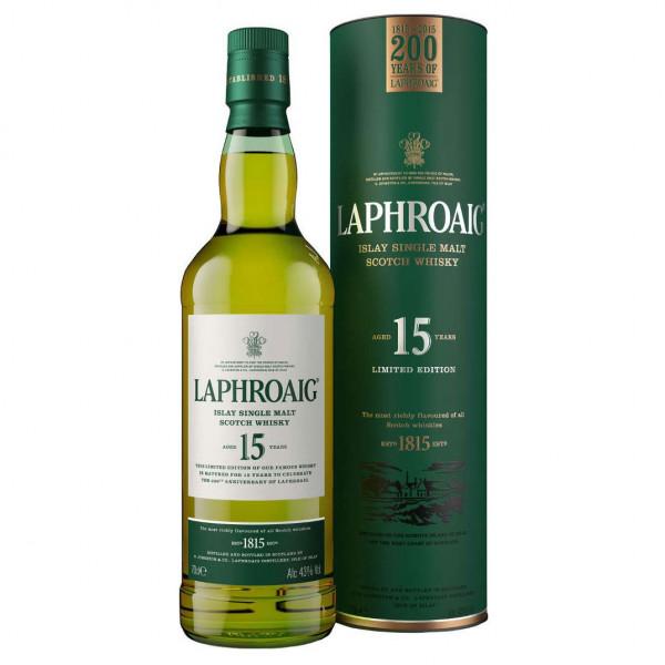Laphroaig,  15 Y - Limited Edition