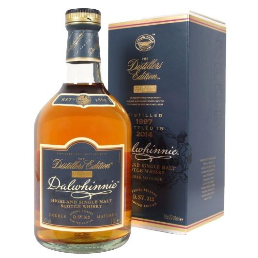 Dalwhinnie - Distillers Edition 2014