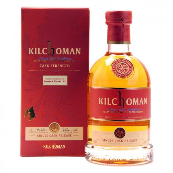 Kilchoman - B&T Bourbon 2010
